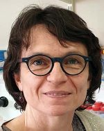 Alice Davy, reponsable du soutien aux événnements au conseil de la Société Française de Biologie du Développement