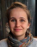 Aude Maugarny-Calès, représentante jeunes chercheurs au conseil de la Société Française de Biologie du Développement