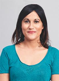 Audrey Desgrange, chercheuse post-doctorante récompensée d'une bourse de voyage en 2018