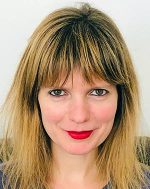 Glenda Comai, responsable du site web de la SFBD