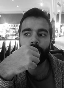 João E. Carvalho, chercheur post-doctorant qui a présenté ses recherches grâce à une bourse de voyage de la SFBD