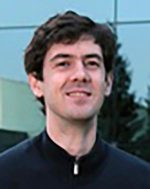 Julien Vermot, représentant des chercheurs à l'étranger au conseil de la SFBD