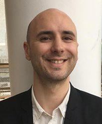 Samuel Collombet, accessit au prix de thèse SFBD 2018