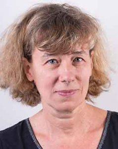 Delphine Duprez, vice-présidente de la Société Française de Biologie du Développement .