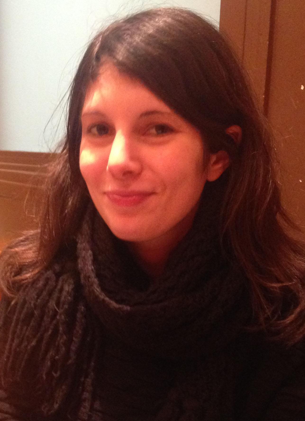 Karine Casier, lauréate de la bourse de voyage de la Société Française de Biologie du Développement en 2019.